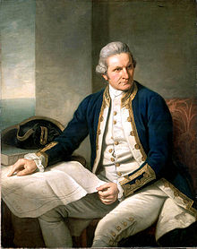 The death of Captain James Cook – 14 February 1779