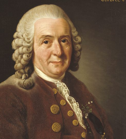 The death of Carl Linnaeus – 10 January 1778