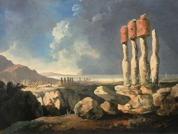 Europeans discover Easter Island – 5 April 1722