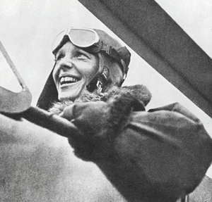 Amelia Earhart disappears – 2 July 1937