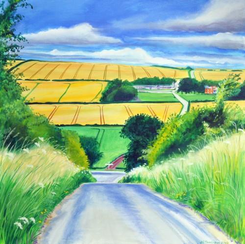 A visit to Hockney's East Yorkshire