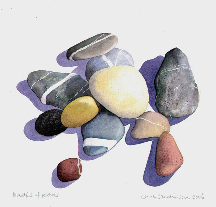 Pocketful of pebbles