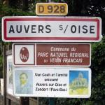 Auvers-sur-Oise-sign
