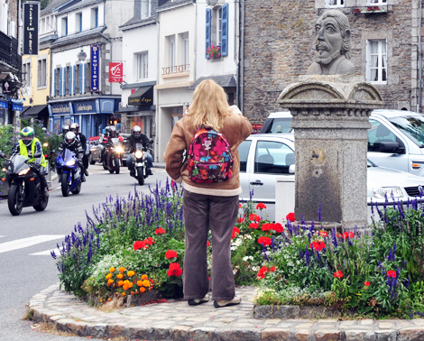 With Gauguin in Brittany