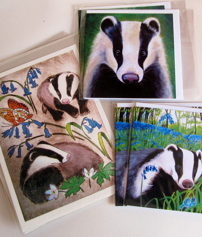 badger cards