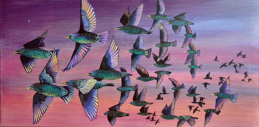 Evening Starlight