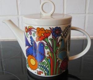 Acapulco teapot
