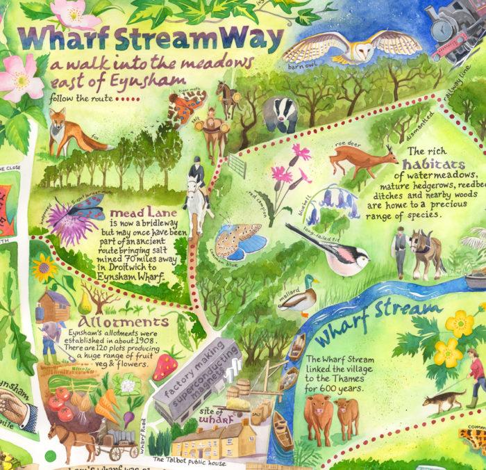 Wharf Stream Way Eynsham