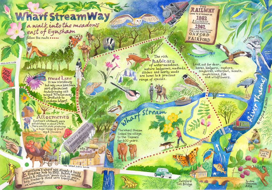 Wharf Stream Way