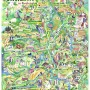 Map of Oxfordshire