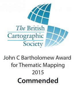 BCS commended logo
