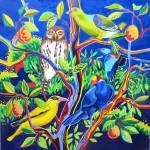 Makasutu magic tree