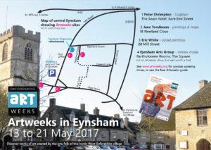 Artweeks in Eynsham 2017