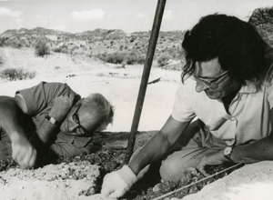 The death of Mary Leakey – 9 December 1996