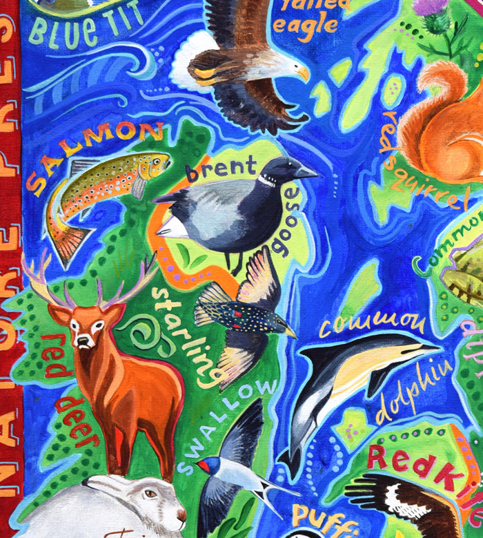 Wildlife of the British Isles