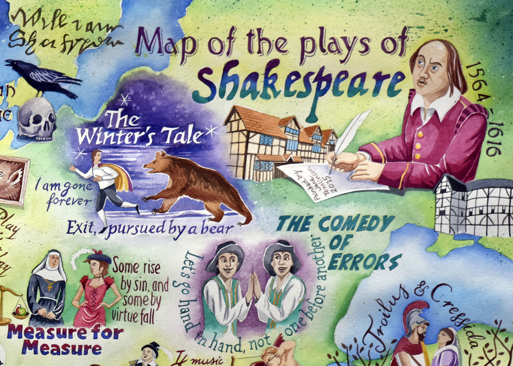 language of shakespeare essay We will write a custom essay sample on romeo and juliet essay of figurative language  by using figurative language through his diction, shakespeare is able to.