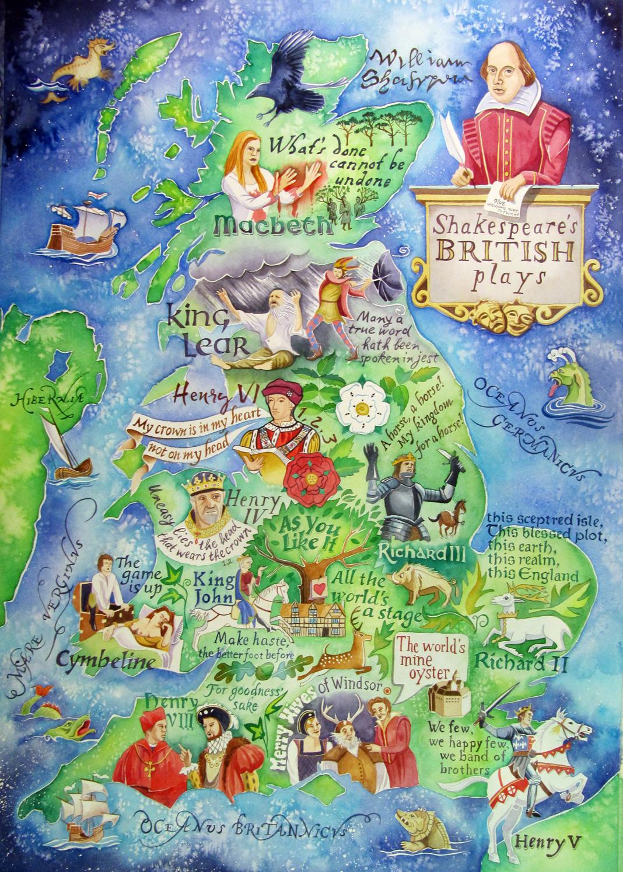Shakespeare's British Plays