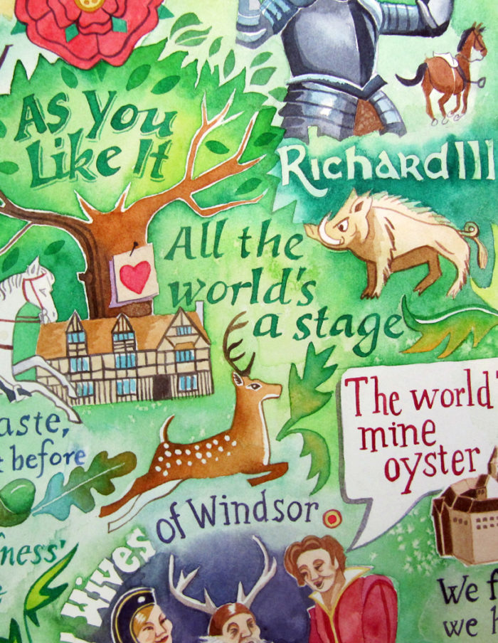 Shakespeare's British Plays