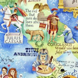 Shakespeare's Italian Plays