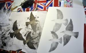 Starling Variations - work in progress