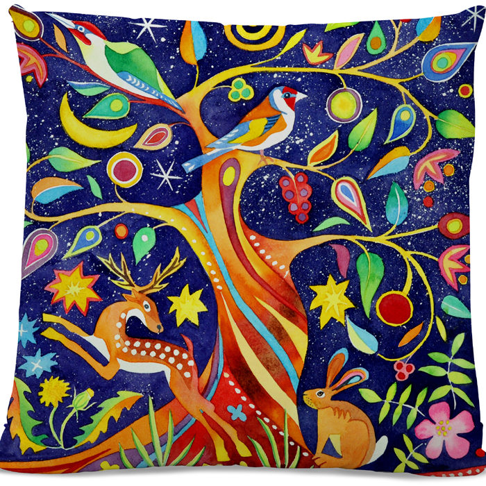 Picture of Folktree cushion