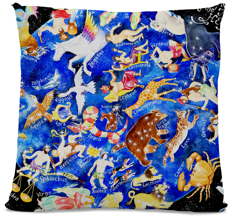 Picture of Constellations cushion