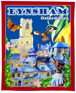 Picture of Eynsham TeaTowel