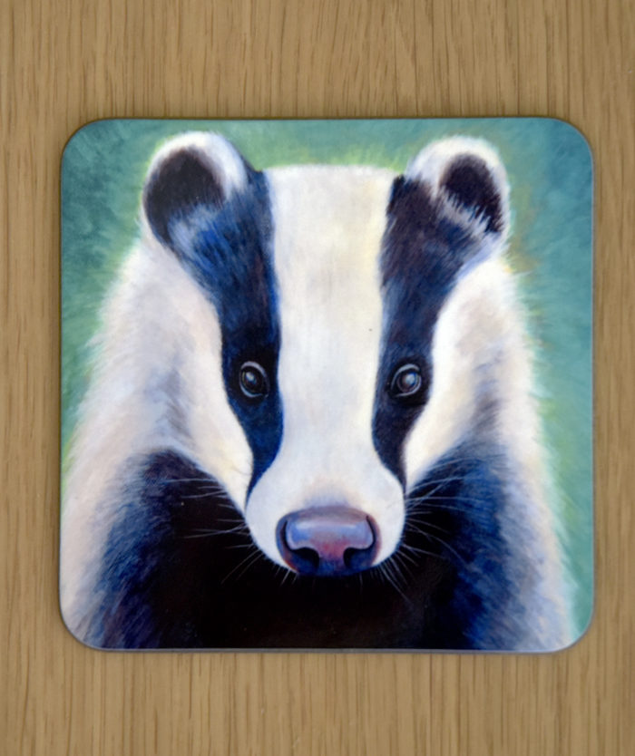 coaster badger