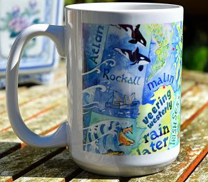 Photo of Shipping Forecast mug