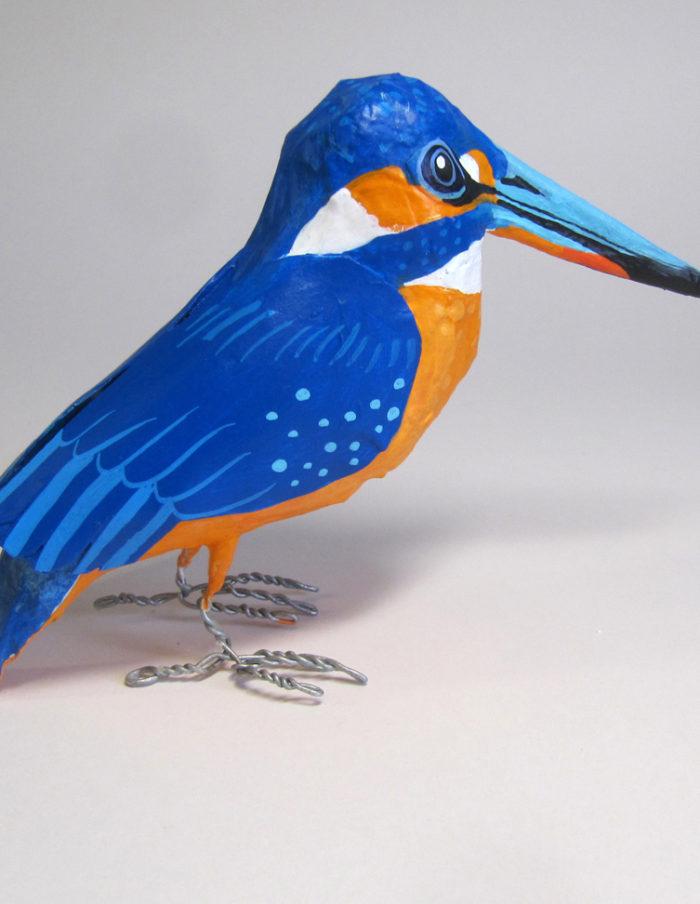 Kingfisher-paper-mache (4)