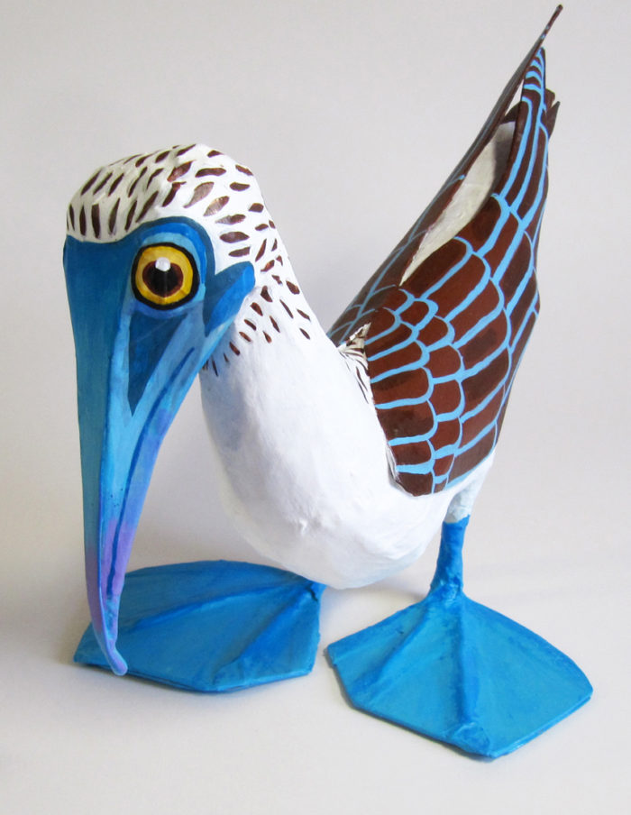 blue-footed-booby-paper-mache (3)