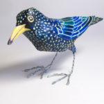 Starling paper mache