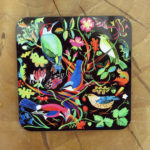 Song birds coaster