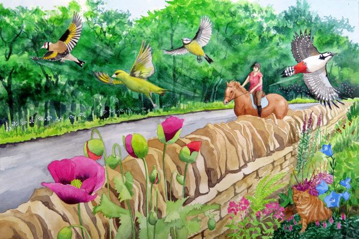 The Garden Wall, Freeland
