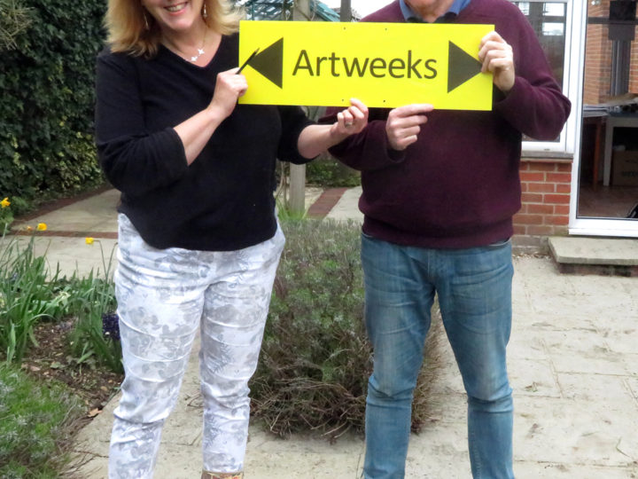 Artweeks 2020 – exhibiting with my brother Paul – CANCELLED, sorry!