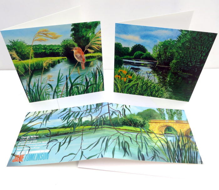 River Thames greetings cards