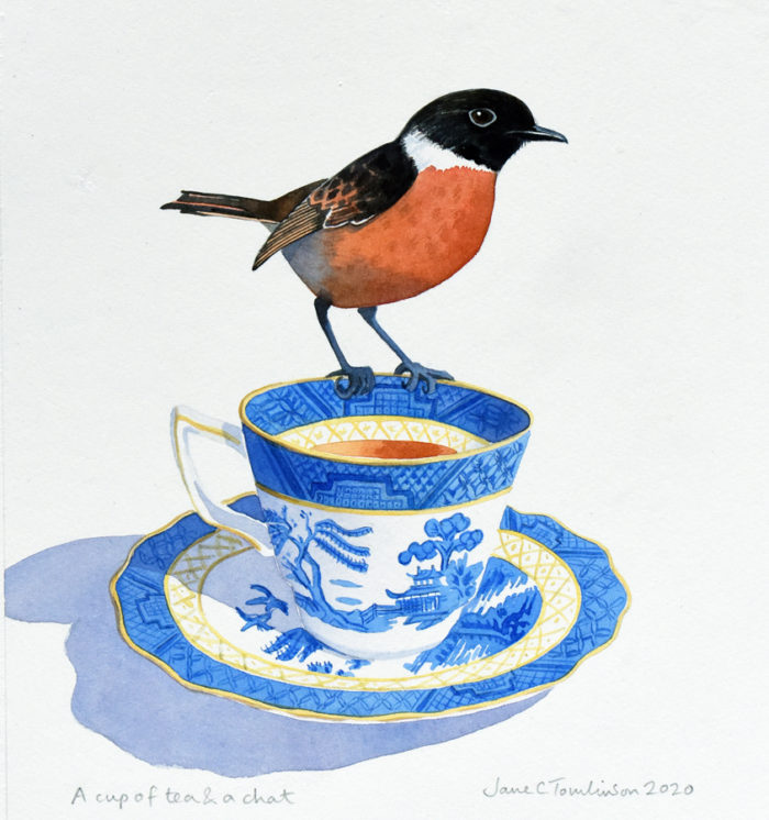 cup of tea and a chat